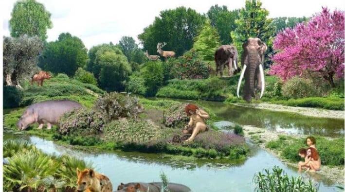 casal-de-pazzi-nel-pleistocene