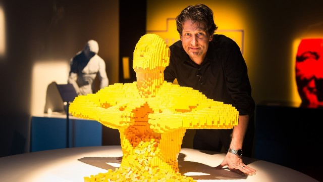 The Art of the brick_Roma