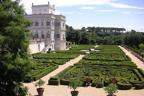 Villa-Pamphilj-a-Roma