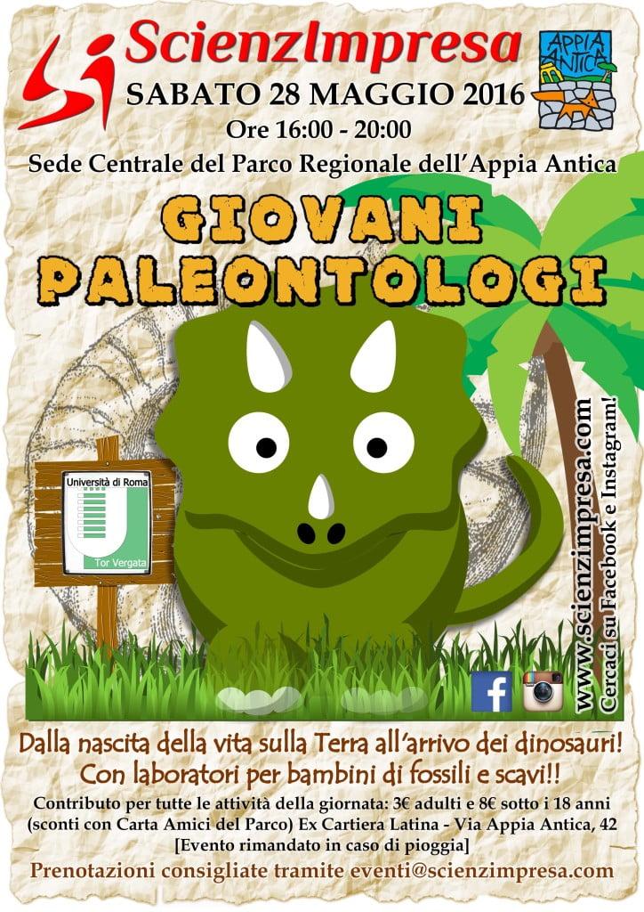 Giovani-Paleontologi-Roma