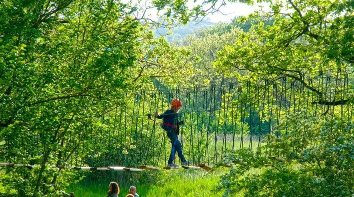 Parco avventura Valle Cento
