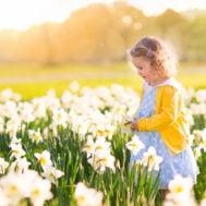 crescere bambini felici
