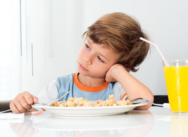 Anoressia e bulimia nei bambini